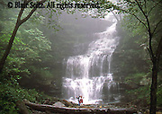 Waterfalls, Ricketts Glen State Park, Columbia, Luzerne, and Sullivan counties, National Natural Landmark, NE PA