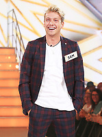Sam Thompson, Celebrity Big Brother: Summer 2017 - Live Launch Show, Elstree Studios, Elstree UK, 01 August 2017, Photo by Brett D. Cove