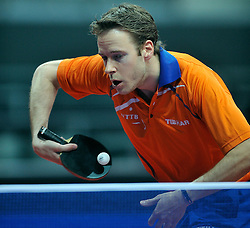 09-05-2011 TAFELTENNIS: WORLD TABLE TENNIS CHAMPIONSHIPS: ROTTERDAM<br /> Daan Siepen NED<br /> ©2011-FotoHoogendoorn.nl