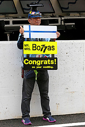 Fan of Valtteri Bottas (FIN), Williams F1 Team <br /> 08.10.2016. Formula 1 World Championship, Rd 17, Japanese Grand Prix, Suzuka, Japan, Qualifying Day.<br /> Copyright: Charniaux / XPB Images / action press