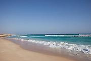 Coastline at Qa'arah, Socotra, Yemen