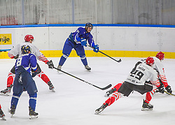39# Rekar Nik of HKMK Bled during the final match of Slovenia Cup 2020/21 between HDD SIJ Acroni Jesenice and HKMK Bled, on 19.09.2020 in Ljubljana, Slovenia. Photo by Urban Meglič / Sportida