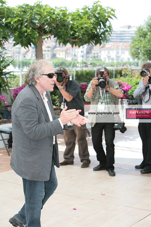 Abel Ferrara - - Festival de Cannes - Photocall Go go Tales - 23/05/2007 - JSB / PixPlanete