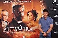 033116 Antonio Banderas. 'Altamira' Madrid photocall