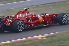 2008 Ferrari F2008 Shake-down Test, January Fiorano