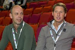 Hans Peter Minderhoud, (NED), Patrick Kittel, (SWE)<br /> Reem Acra FEI World Cup Final Dressage - Goteborg 2016<br /> © Hippo Foto - Dirk Caremans<br /> 26/03/16
