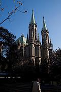 Sao Paulo_SP, Brasil...Catedral Metropolitana de Sao Paulo ou Catedral da Se em Sao Paulo...The Metropolitan Cathedral of Sao Paulo in Sao Paulo...Foto: MARCUS DESIMONI / NITRO