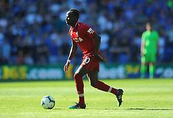 Sadio Mane of Liverpool in action- Mandatory by-line: Nizaam Jones/JMP - 21/04/2019 -  FOOTBALL - Cardiff City Stadium - Cardiff, Wales -  Cardiff City v Liverpool - Premier League