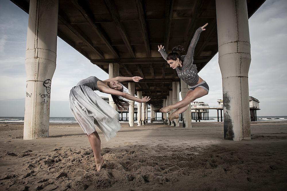 Dans in Den Haag Kalender  de Scheveningse Pier   personal project