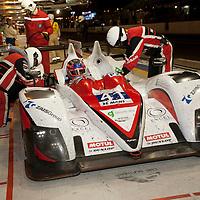 #41 Zytek Z1 1SN Nissan, Greaves Motorsport, Drivers: Zugel/Gonzalez/Julien, Le Mans 24H, 2012