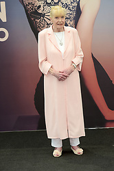 """Betty Williams attends """"Betty Williams: contagious courage"""" photocall during 58th Monte-Carlo International Television Festival. 11 Jun 2018 Pictured: Betty Williams. Photo credit: maximon / MEGA TheMegaAgency.com +1 888 505 6342"""