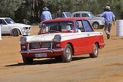 1966 Triumph Herald. Caversham Historic Motoring Fair. Caversham, Perth, Western Australia.<br /> Sunday, 15th November 2009