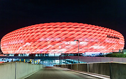 04.11.2015, Allianz Arena, Muenchen, GER, UEFA CL, FC Bayern Muenchen vs FC Arsenal, Gruppe F, im Bild // during the UEFA Champions League group F match between FC Bayern Munich and FC Arsenal at the Allianz Arena in Munich, Germany on 2015/11/04. EXPA Pictures © 2015, PhotoCredit: EXPA/ JFK