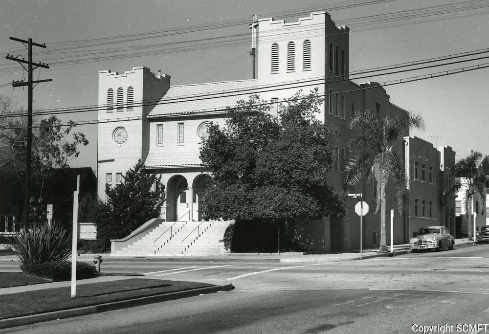1971 Mt. Hollywood Congregational Church