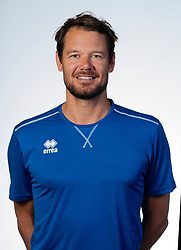 Coach Reinder Nummerdor during the BTN photoshoot on 3 september 2020 in Den Haag.