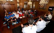 DESCRIZIONE : Trento Conferenza stampa palinsesto SKY Raduno Collegiale  Nazionale Italia Maschile <br /> GIOCATORE : <br /> CATEGORIA : conferenza stampa <br /> SQUADRA : Nazionale Italiana Uomini <br /> EVENTO :  Conferenza stampa palinsesto SKY<br /> GARA : conferenza stampa<br /> DATA : 30/07/2015 <br /> SPORT : Pallacanestro<br /> AUTORE : Agenzia Ciamillo-Castoria/R.Morgano<br /> Galleria : FIP Nazionali 2015<br /> Fotonotizia : Trento Conferenza stampa palinsesto SKY Raduno Collegiale Nazionale Italia Maschile <br /> Predefinita :