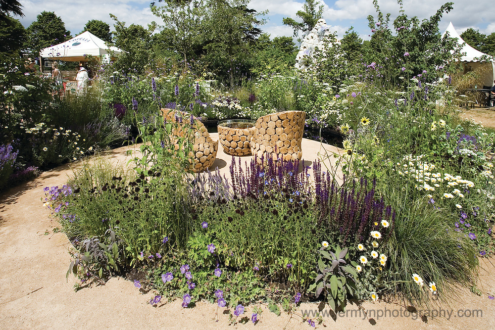 The Copella Bee Garden, by Sadie May Stowell, Hampton Court Flower Show