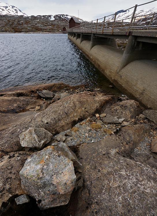 Norway - Holbuvatnet in Litledalen