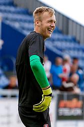 Marek Rodak of Rotherham United - Mandatory by-line: Ryan Crockett/JMP - 28/07/2018 - FOOTBALL - One Call Stadium - Mansfield, England - Mansfield Town v Rotherham United - Pre-season friendly