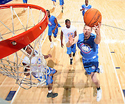 G/F Matt Gatens (Iowa City, IA / Iowa City) shoots the ball during the NBA Top 100 Camp held Thursday June 21, 2007 at the John Paul Jones arena in Charlottesville, Va. (Photo/Andrew Shurtleff)