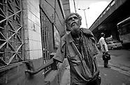 Life on the Pavement - Kolkata, India