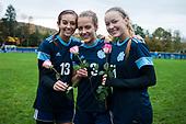 BFA St. Albans vs. Mount Mansfield Girls Soccer 10/13/18