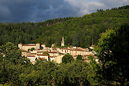 France, Languedoc Roussillon, Gard (30), Cevennes, Avèze, région le Vigan