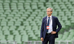 File photo dated 06-09-2020 of Finland manager Markku Kanerva. Issue date: Tuesday June 1, 2021.