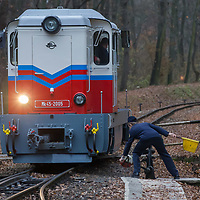 Children's Railway 2014