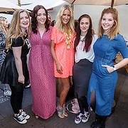 NLD/Amsterdam/20150408 - Launch Beautygloss by JOSH V dresses #BGxJV, Vera Camilla, Macha, Josh Veldhuizen, Teske de Schepper en Diana Leeflang