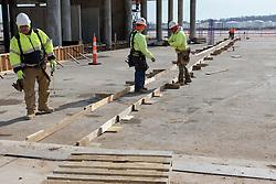 Boathouse at Canal Dock Phase II | State Project #92-570/92-674 Construction Progress Photo Documentation No. 08 on 21 February 2017. Image No. 06