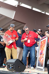 Alex Cora &  Red Sox Visit Caguas, Puerto Rico After Winning The World Series