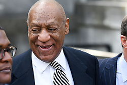 April 3, 2017 - Norristown, Pennsylvania, U.S - Bill Cosby returning to the Montgomery County Court House  for his upcoming sexual assault trial. (Credit Image: © Ricky Fitchett via ZUMA Wire)
