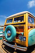 Annual Woodie Car Exhibit