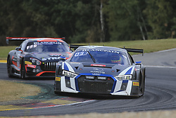 July 28, 2018 - Spa, Belgique - 55 ATTEMPTO RACING (DEU) AUDI R8 LMS PRO CUP PIERRE KAFFER (DEU) KIM LUIS SCHRAMM (DEU) CLEMENS SCHMID  (Credit Image: © Panoramic via ZUMA Press)