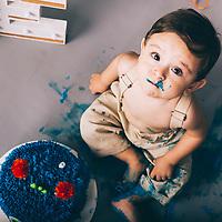 Ivan Navarro Smash Cake