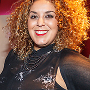 NLD/Amsterdam/20150901 - Perspresentatie LULverhalen 2015 dames editie, Raja Felgata