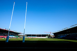 A general view of Twickenham Stoop, home of Harlequins - Mandatory by-line: Robbie Stephenson/JMP - 23/02/2019 - RUGBY - Twickenham Stoop - London, England - Harlequins v Bristol Bears - Gallagher Premiership Rugby