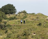 ZANDVOORT - Uitkijk op Hole 8, par 3. Kennemer Golf Club. COPYRIGHT KOEN SUYK Copyright Koen Suyk