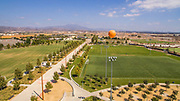 Soccer Fields at Great Park Sports Complex Irvine California