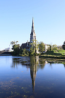 St Albans Church, General Views of Copenhagen, Denmark, 05 October 2019, Photo by Richard Goldschmidt