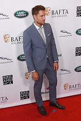 September 15, 2018 - Beverly Hills, California, USA - JUSTIN HARTLY attends the 2018 BAFTA Los Angeles + BBC America TV Tea Party at the Beverly Hilton in Beverly Hills. (Credit Image: © Billy Bennight/ZUMA Wire)