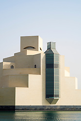 Museum of Islamic Art in Doha Qatar , Architect IM Pei