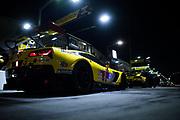 January 5-7, 2018. IMSA Weathertech Series ROAR before 24 test. 3 Corvette Racing, Corvette C7.R, Jan Magnussen, Antonio Garcia, Mike Rockenfeller