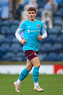 Euan Henderson (#31) of Heart of Midlothian FC during the SPFL Championship match between Raith Rovers and Heart of Midlothian at Stark's Park, Kirkcaldy, Scotland on 30 April 2021.