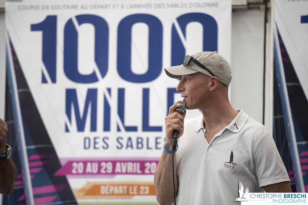 CLass MULTI 50 - Réauté Chocolat - Tripon Armel