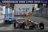 Vergne Dragon<br /> Roma 14- 04-2018 Eur<br /> Roma E  Prix 2018 / Formula E Championship<br /> Foto Antonietta Baldassarre Insidefoto