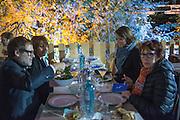 Absolut Art Bureau Dinner at Base 13. Documenta ( 13 ), Kassel, Germany. 14 September 2012.