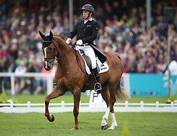 Australia's Sam Griffiths on Billy Liffy competes in the dressage during day three of the 2019 Mitsubishi Motors Badminton Horse Trials at The Badminton Estate, Gloucestershire.