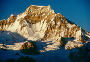 Gyachung Kang, near Cho Oyu, Nepal - Tibet border,  Khumbu Himal, Nepal